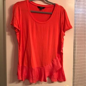 Isaac Mizrahi short sleeve shirt